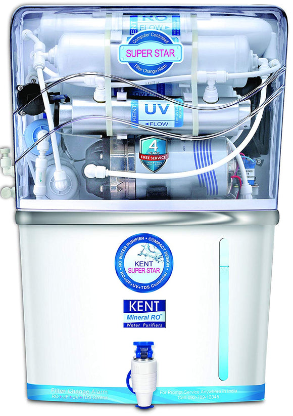 KENT Super Star 7-Litres RO + UV/UF + TDS Water Purifier