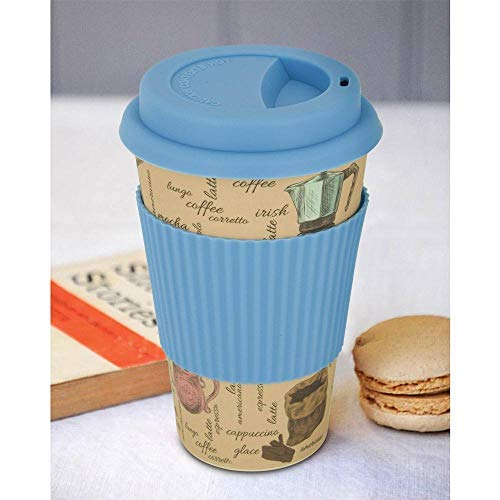 Freelance Eco Travel Mug BLUE