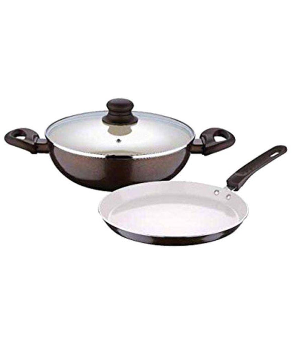 BERGNER 3 Pcs Cookware Set BG7073