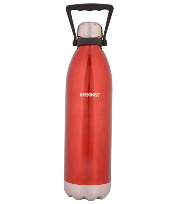 BERGNER 1800 ML COLA BOTTLE RED
