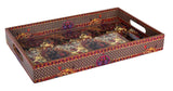 IncredibleThings Vintage Designer Tray ( 1 Pc )