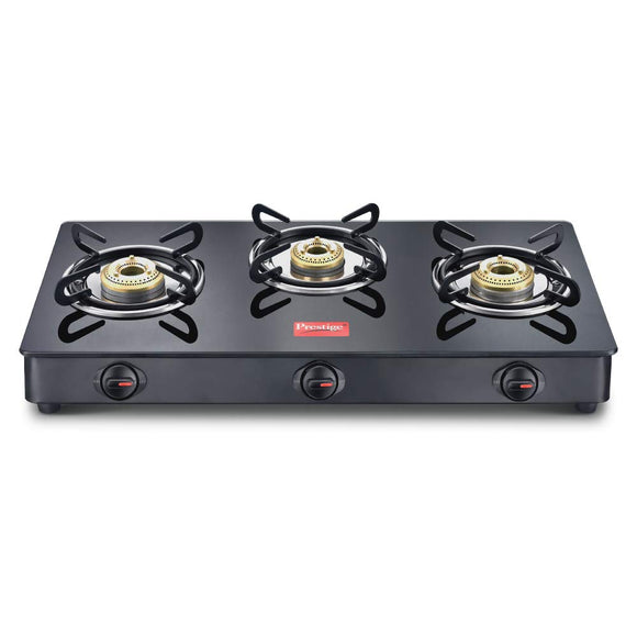 Prestige Magic Glass Top Gas Stove GTMC 03