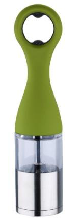 Renberg Peppermill and Bottle Opener
