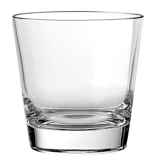 Vidivi Italian Rialto Tumbler Glass , 370 ml , Set Of 6