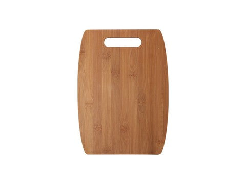 Bergner Bamboo Cutting Board, Medium