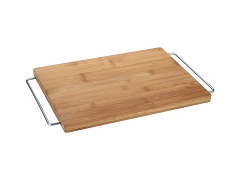 Bergner Gravity Bamboo Cutting Board