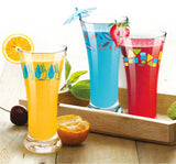 Treo Itano D'ziner Tumbler, Set Of 6