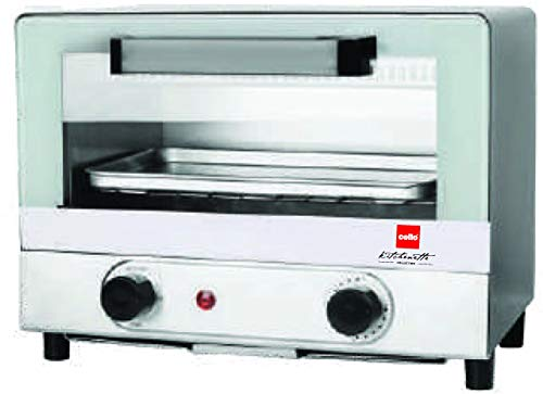 Cello OTG Chef 10 L 800W Oven Toaster Griller (White)