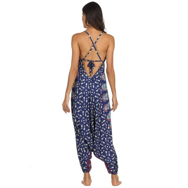 Bohemian Gypsy Jumpsuits