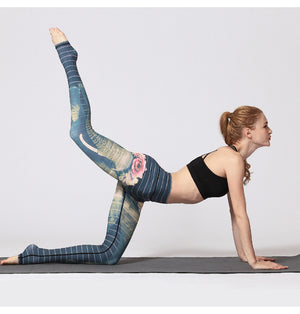 Yogi Vibes Leggings