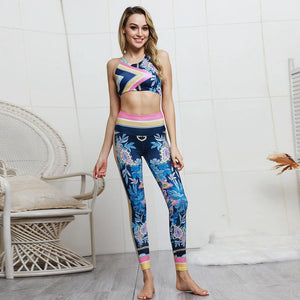Yogini Bra & Leggings Set