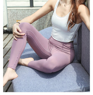 Athletic High Waist Leggings-Divine Vibes