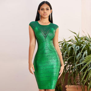 Bodycon Evening Dress