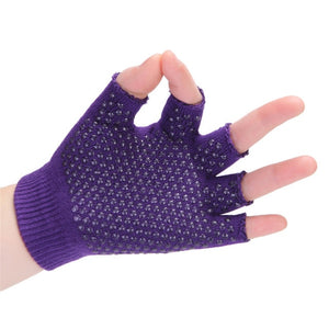 Non-slip Yoga and Pilates Gloves-Divine Vibes