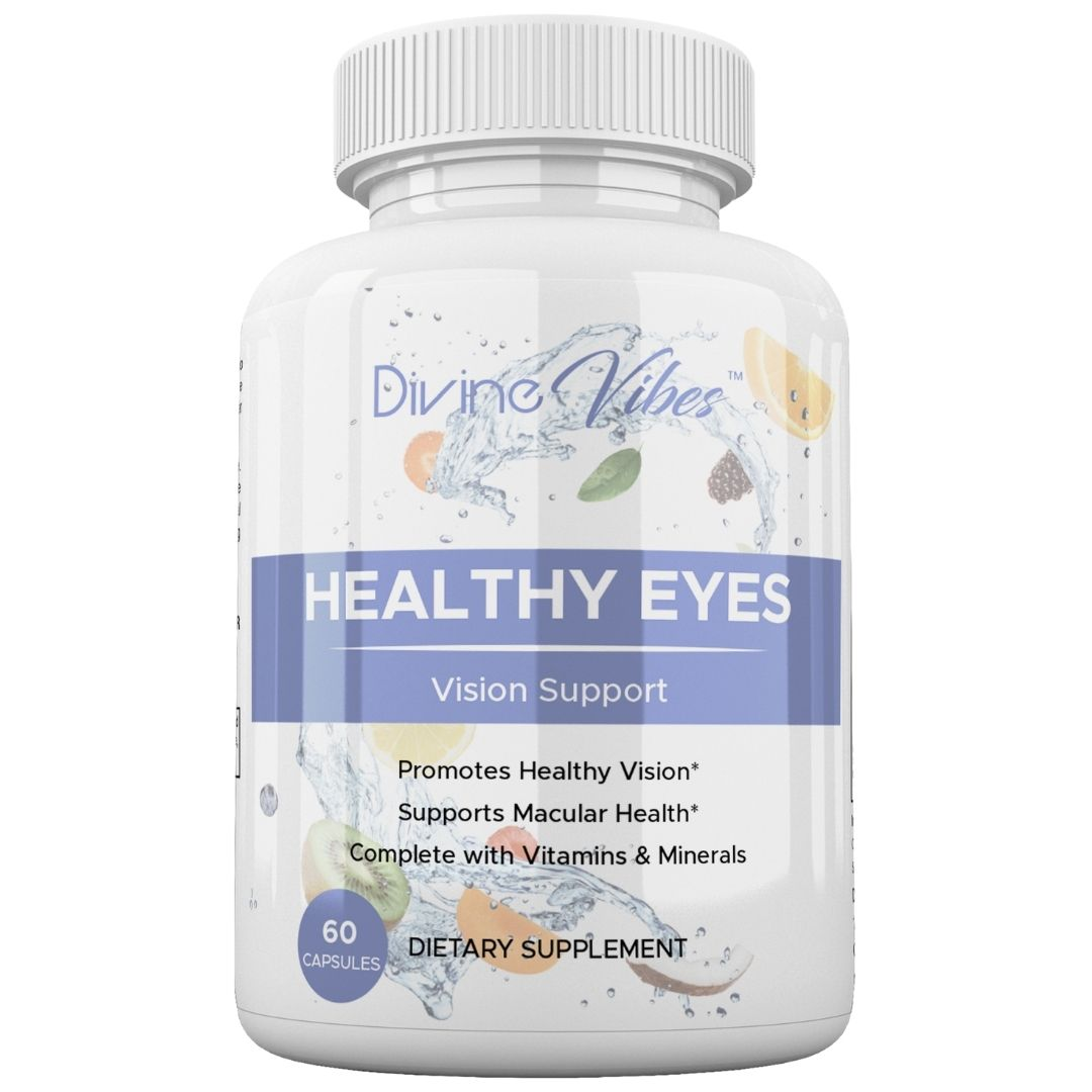 Healthy Eyes Vision Support Formula