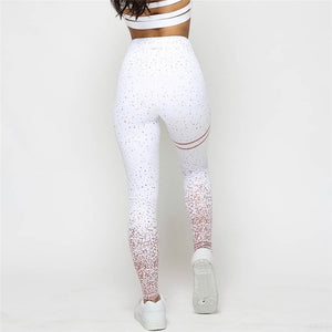Shimmer On! Yoga Pants