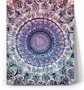 Waiting Bliss - Canvas Art Print - Divine Vibes