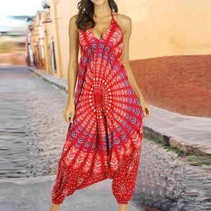 Bohemian Gypsy Jumpsuits-Divine Vibes