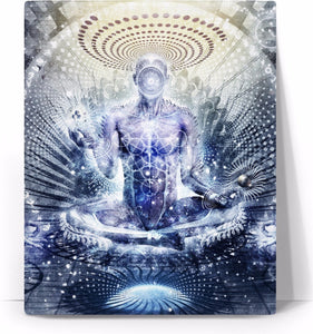 Awake Could Be So Beautiful - Canvas Art Print - Divine Vibes