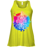 All Seeing Eye Flowy Tank