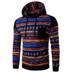 Native Pullover Hoodie - Divine Vibes