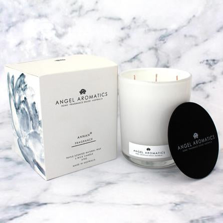 Large Angel Aromatics Candle
