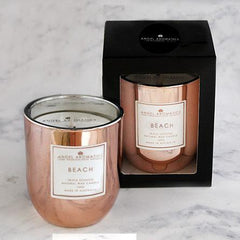 Small Candle - Rose Gold Beach - 130g