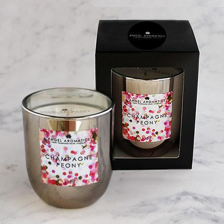 Small Candle - Rose Gold Vanilla and Coconut - 130g