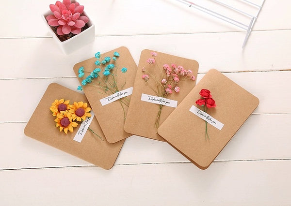 Preserved Flower Gift Card
