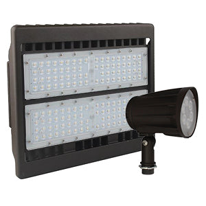 LED Flood Light and Area Light Outdoor Fixtures