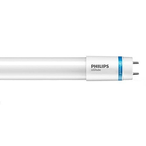 "Philips 456574 17 Watt LED 48"" T8 5000K 120V-277V, 347V 80 CRI Medium Bipin (G13) Base InstantFit Non-Dimmable - Glass Bulb (17T8/48-5000 IFG 10/1)"