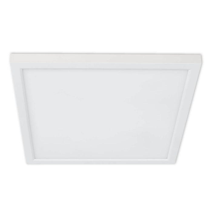 "Feit Electric 5"" Square Flat Panel Downlight with 3000K/4000K/5000K Selectable Color Temperature - 120V Fixture (74204)"