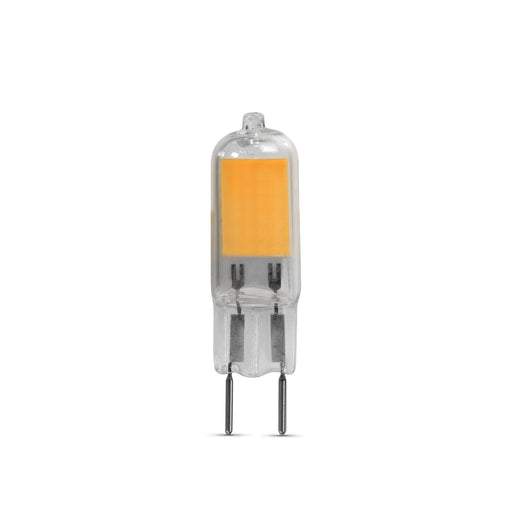 Feit Electric LED Non Dimmable G8 3K Bi-Pin Base - 120 Volt - 25W Equivalent Bulb (BP25G8/830/LED)