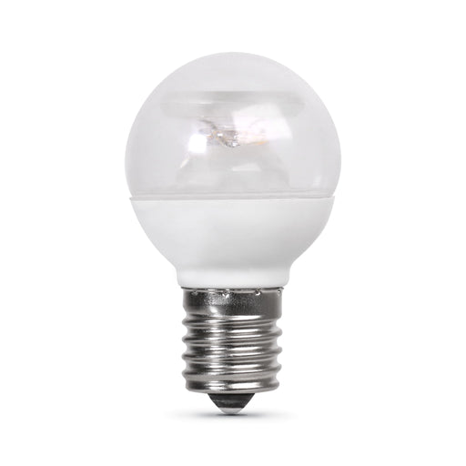 Feit Electric LED S11 Sign Appliance Bulb Clear - Intermediate Base Bulb (BP25S11N/SU/LED)