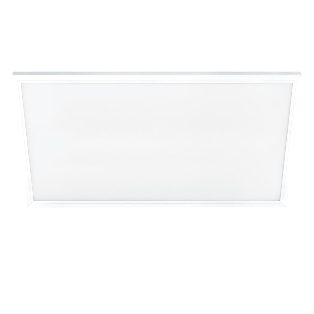 50 Watt 2X4 LED Flat Panel Ultra Slim 4500 Lumens 120-277v, Selectable Color Temperatures of Soft White, Bright White, or Daylight (FP2X4/4WY/WH)