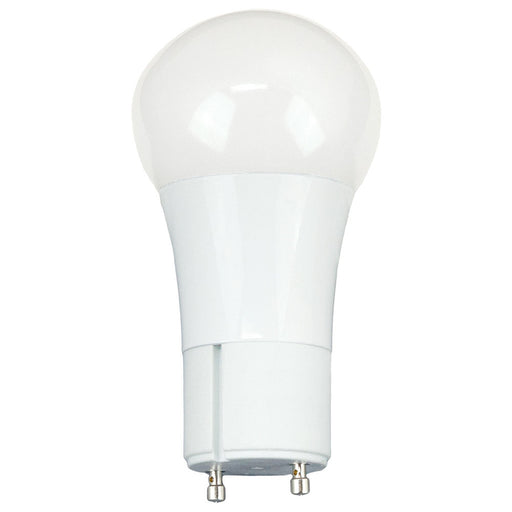 TCP 10 Watt A19 LED 2700K 120V 800 Lumen 82 CRI Twist & Lock (GU24) Base Omni-Directional Dimmable Bulb (LED10A19GUDOD27K)