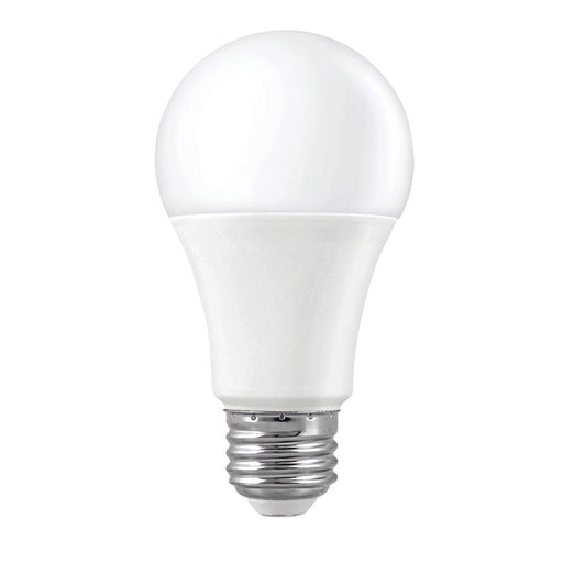 Halco 80973 9 Watt LED A19 2700K 120V 82 CRI Medium (E26) Base White Bulb (A19FR9/827/ECO/LED)