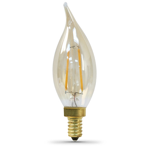 "Feit Electric LED ""The Original"" Vintage Deco Chandelier Bulb (BPCFT/LED)"