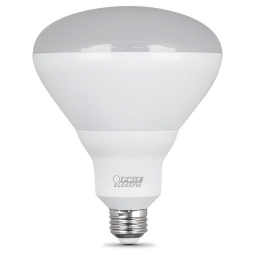 Feit Electric LED BR40 120W Equivalent, 1400 Lumens, Dimmable, 2700K CEC Compliant Bulb (BR40DMHO/927CA)