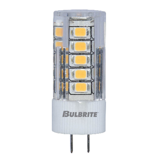 Bulbrite LED3G4/27K/12 3W LED G4 Clear 2700K 12V (770587)