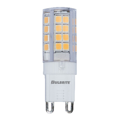 Bulbrite LED3G9/27K/120 3.5W LED G9 2700K 120V Clear (770589)