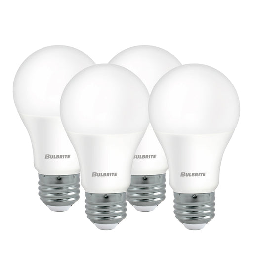 Bulbrite LED10A19/840/4PK/2 10W LED A19 4000K E26 120V 4 Pack (774117)