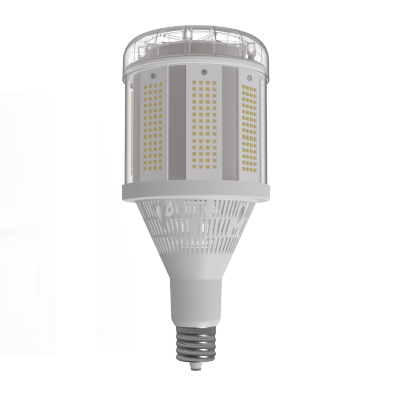 GE 93096445 450 Watt LED Corn Cob 277V-480V 4000K 65000 Lumen 70 CRI Mogul (EX39) Base Replacement Lamp (LED450BT56/740)