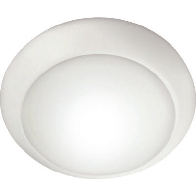 EIKO DKDS-4-12W/6.5/927-DIM-120 Down Light Disk Surface Kit 4 Inch 12W 650LM 90 CRI 2700K Dimmable 120V White (09916)