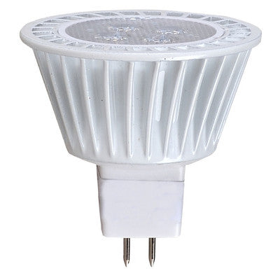 EIKO LED7WMR16/FL/830-DIM-G7 LED MR16 Flood 40 Degree Beam 7W-500LM Dimmable 3000K 80 CRI 12V (09494)