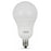 Feit Electric A15 40 Watt Equivalent - LED - White - Candelabra Base - 5000K Bulb - 3 Pack (A1540C/850/10KLED/3)