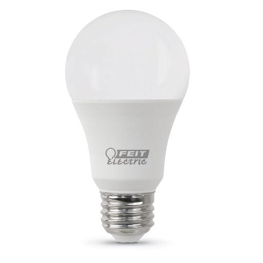 Feit Electric A19 60 Watt Equivalent, LED, 800 Lumen, 4100K Bulb (A800/841/10KLED)