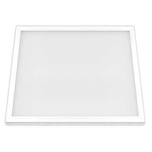 Feit Electric 47 Watt LED 2' x 2' Edge-Lit Troffer Flat Panel 120V/277V 4000K 4250 Lumen 80 CRI White Fixture (74032)