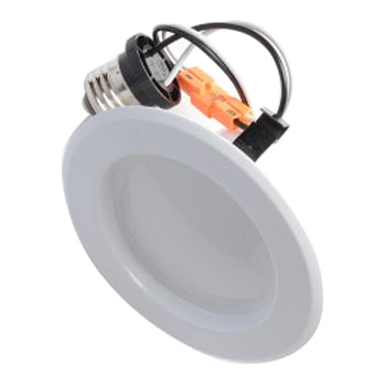 "Feit Electric LED 4"" 50W Equivalent, Retrofit Kit, 540 Lumens, 2700K CEC Compliant (LEDR4/CA/927)"