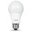 Feit Electric LED A19 60W Equivalent - 800 Lumens - Dimmable 5000K 2 Pack - CEC Compliant Bulb (OM60DM/950CA/2)
